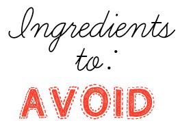 Ingredients Vegans/Vegetarians Should Look OutFor!