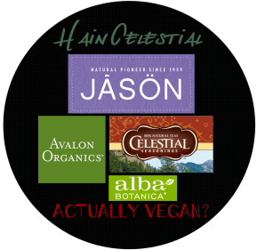 Hain Celestial Group Actually Vegan?