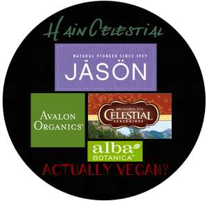 Hain celestial group actually vegan budget friendly too i looked in hain celestial group that owns alba botanical among others the brands they own are vegetarianvegan but the fact they are a larger company malvernweather Image collections