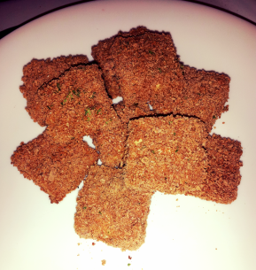 "Breaded Tofu ""Nuggets"""