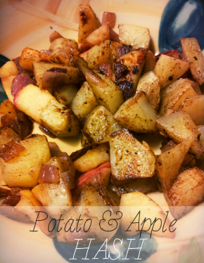 Potato & Apple Hash
