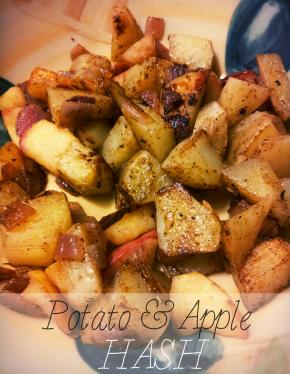 Potato & AppleHash